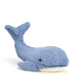 Jelly Cat Peluche Baleine