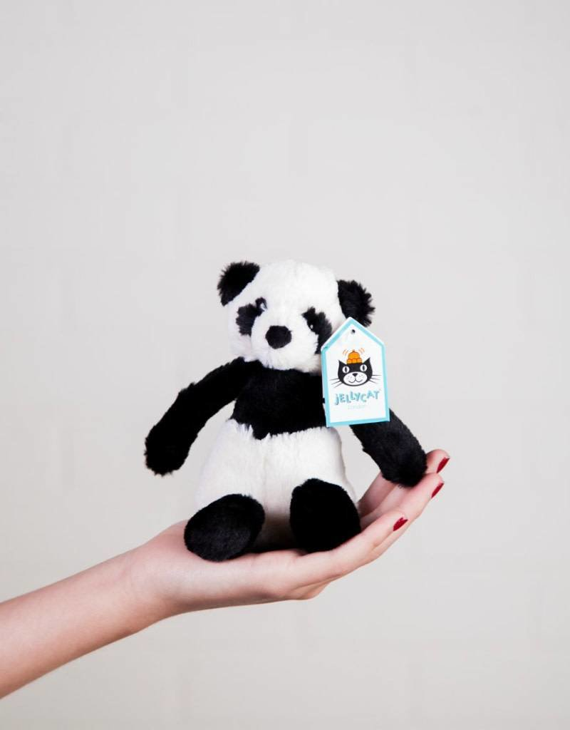 Jelly Cat Little panda plush