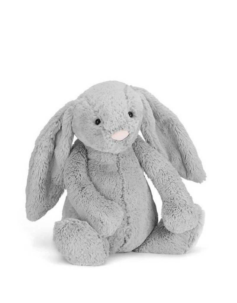 Jelly Cat Gray Rabbit Plush - Medium