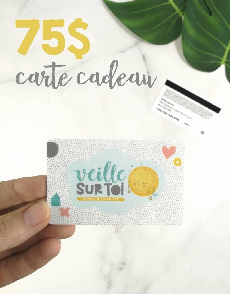 Veille sur toi Gift Card - 75$