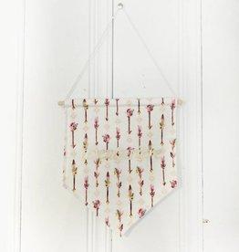 MLaure Decorative banner - Aventurière