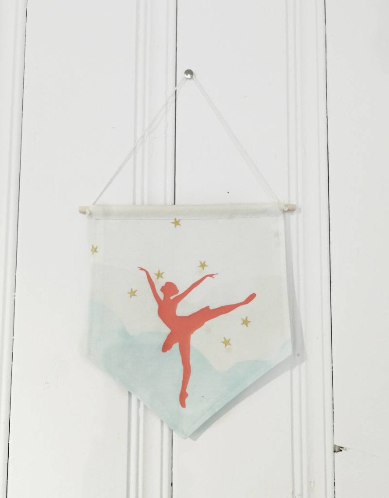 MLaure Decorative banner - Ballerina