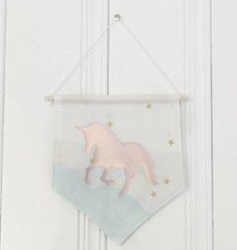 MLaure Fanion décoratif - Licorne