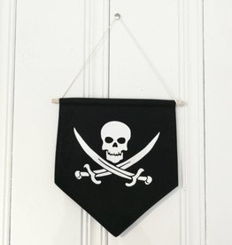 MLaure Decorative banner - Pirate