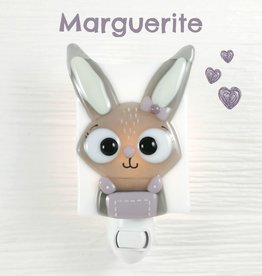 Veille sur toi Nightlight - Rabbit - Marguerite