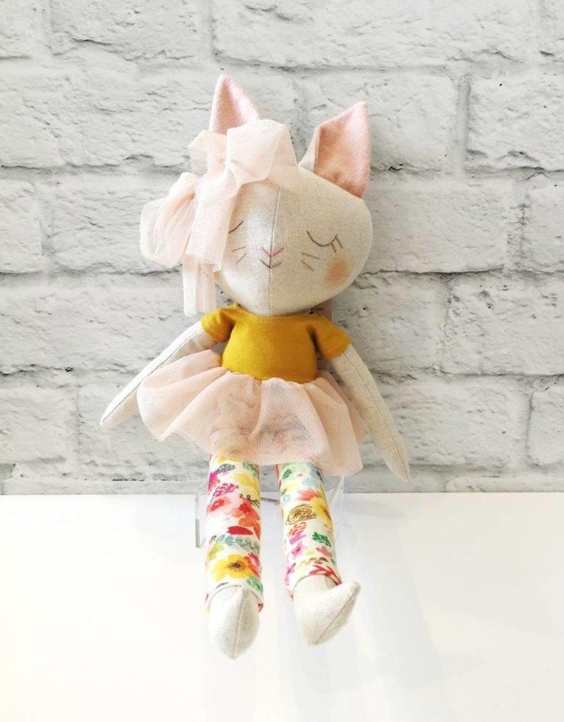 Petite prunelle Plush - Cat - Celine