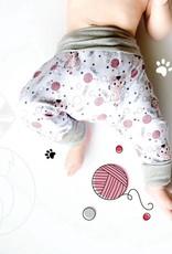 3 p'tits pois Harem pants for children - 6-24m - Charlotte