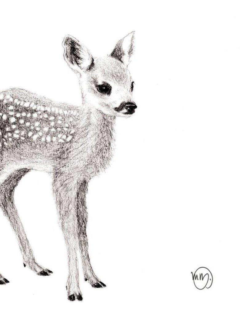 Le nid atelier Illustration - Fawn