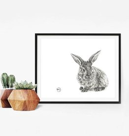 Le nid atelier Illustration - Rabbit