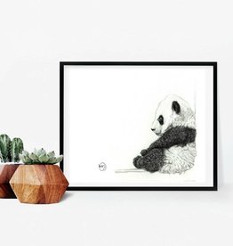 Le nid atelier Illustration - Panda