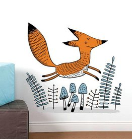 ADzif Wall decal - Elise Gravel - Fox