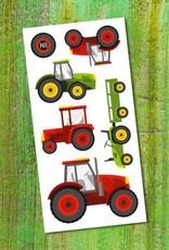 Pico Tatouage - Les tracteurs
