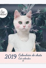 So Meow Calendrier 2019 - Chat