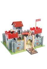 Le Toy Van Château en bois - Camelot