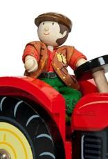 Le Toy Van Le tracteur de Bertie