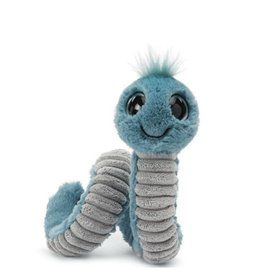 Jelly Cat Plush - Little blue warm