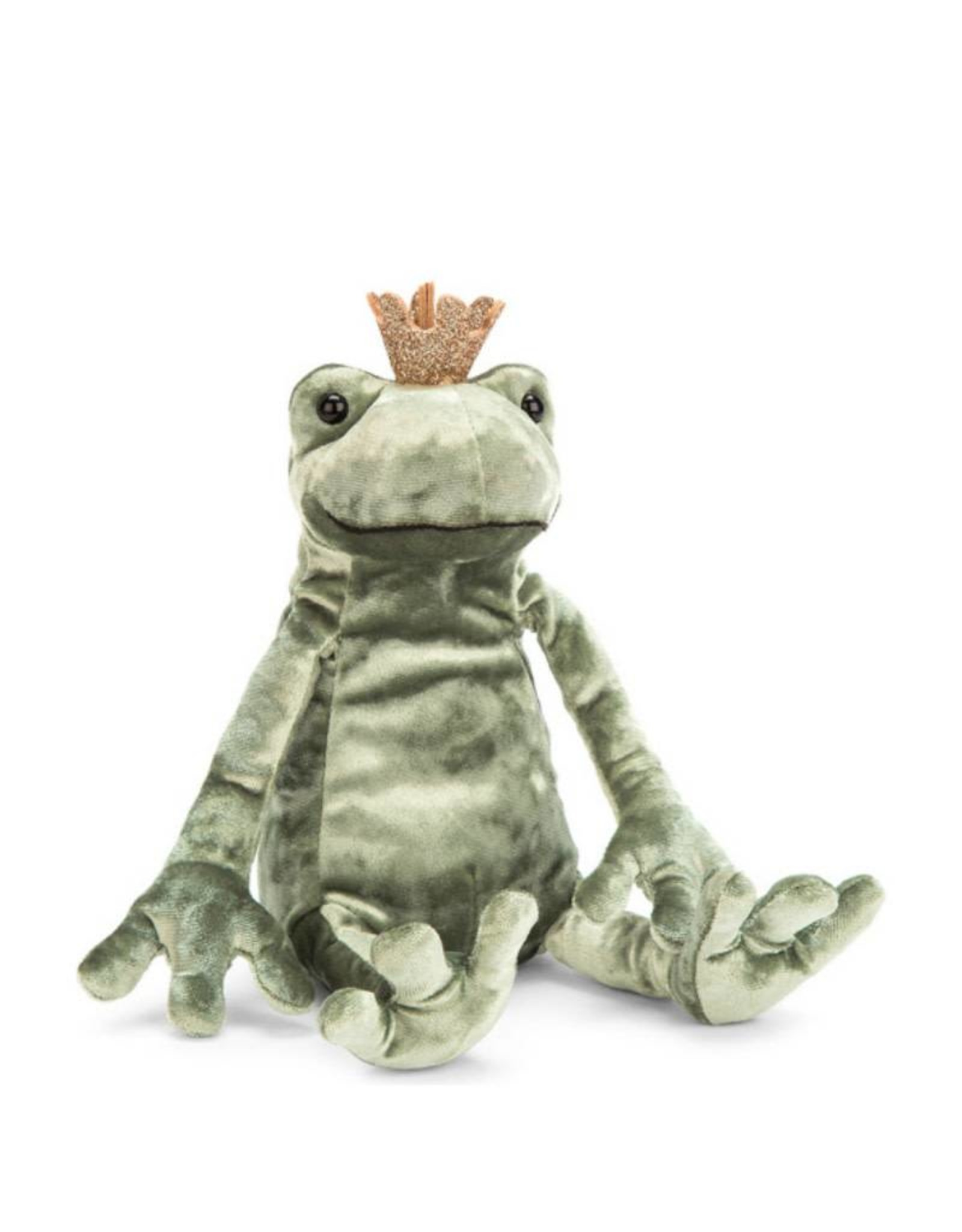 Jelly Cat Prince Charming Frog Plush
