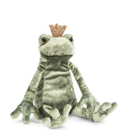 Jelly Cat Peluche Grenouille Prince charmant