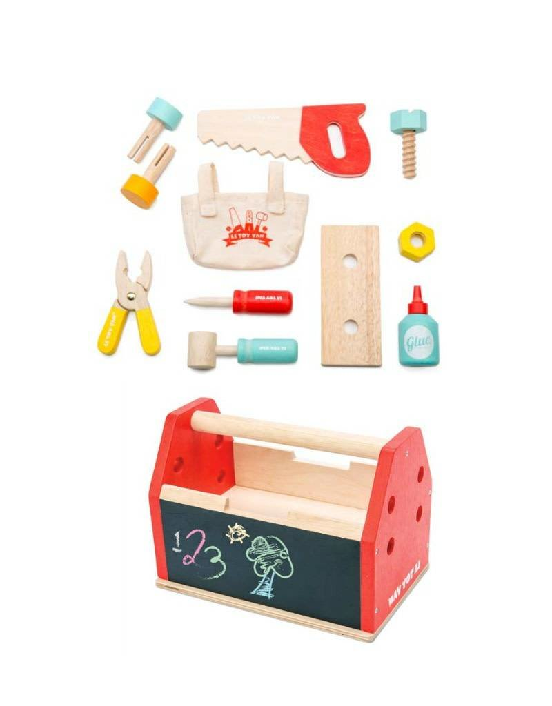Le Toy Van La boite à outils