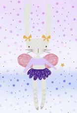 Olé Hop Doudou minky - Fée des étoiles