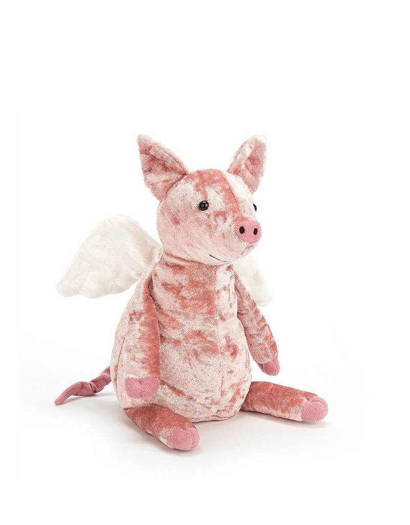 Jelly Cat flying pig plush