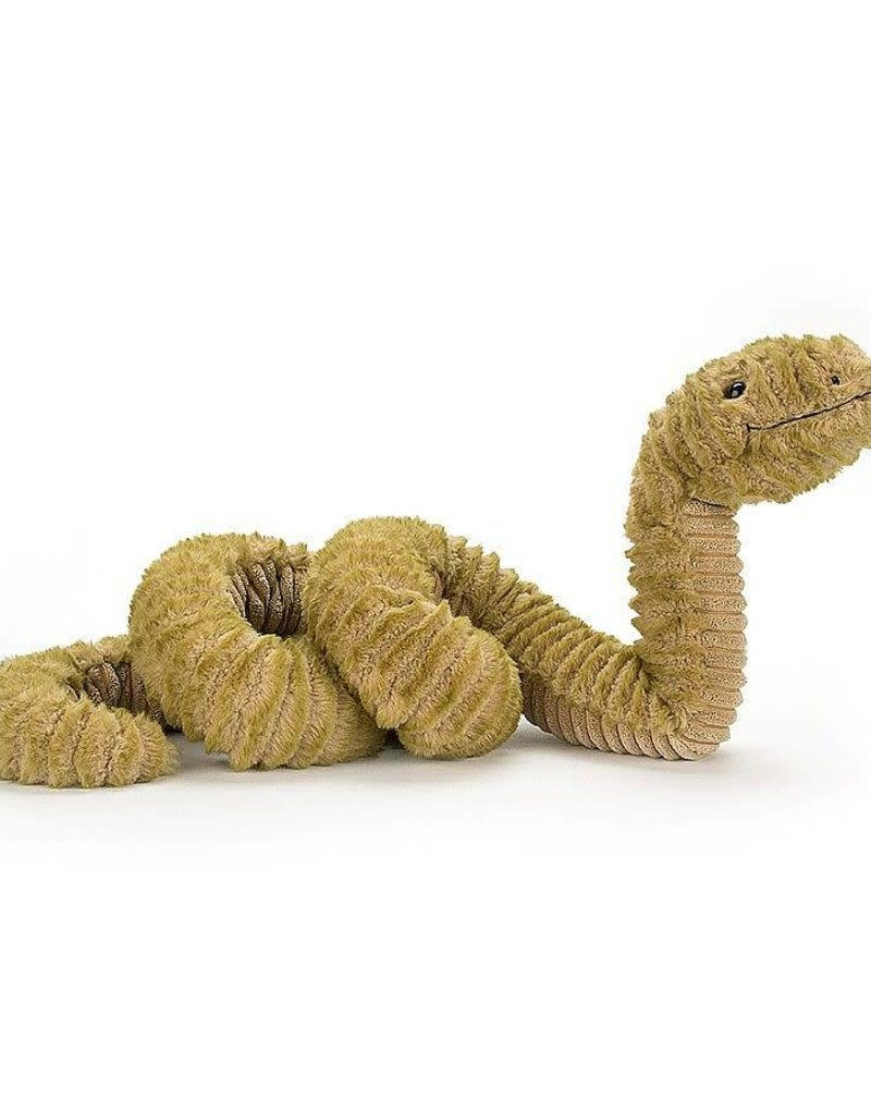 Jelly Cat Peluche serpent - Petit