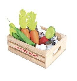 Le Toy Van Petit panier - Légumes en bois