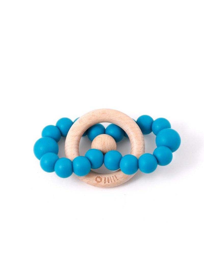 Bulle bijouterie Hochet infini - Bleu océan