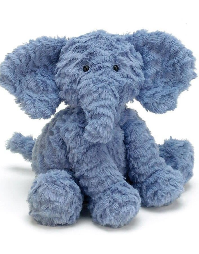 Jelly Cat medium elephant Plush