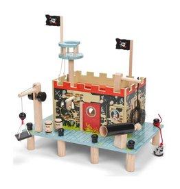 Le Toy Van Pirate - Fort boucannier