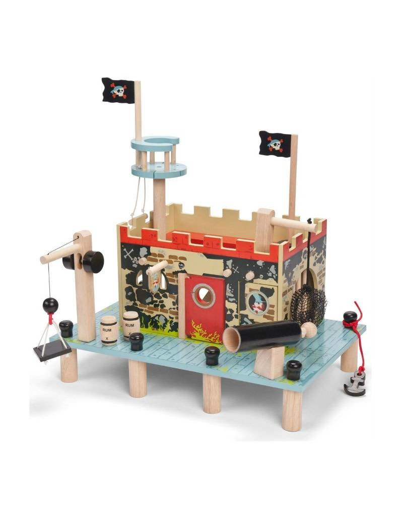 Le Toy Van Pirate - Fort boucannier