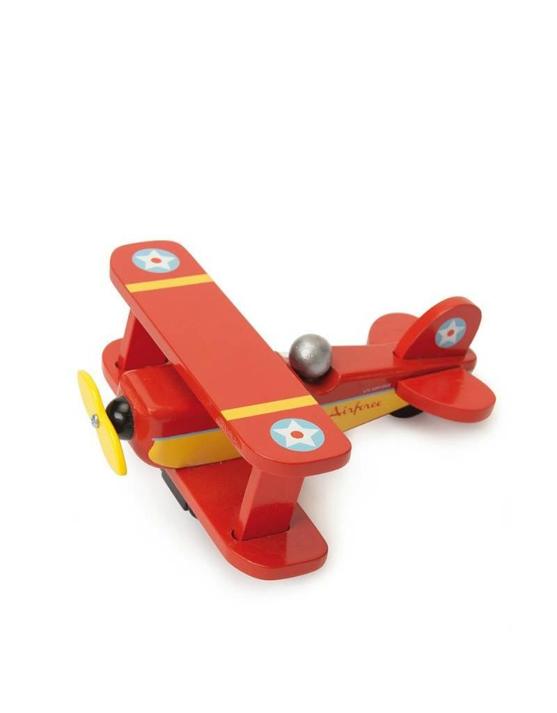 Le Toy Van Avion en bois