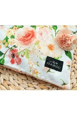 maovic  Pillow for children - buckwheat hulls - peach blossoms