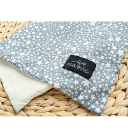 maovic Pillow for babies - Organic Buckwheat -stars