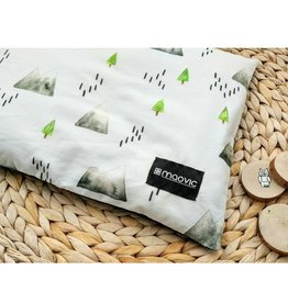 maovic Pillow for child - buckwheat - mountains