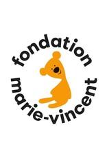 Fondation Marie-Vincent Peluche et veilleuse Marvin - Fondation Marie-Vincent