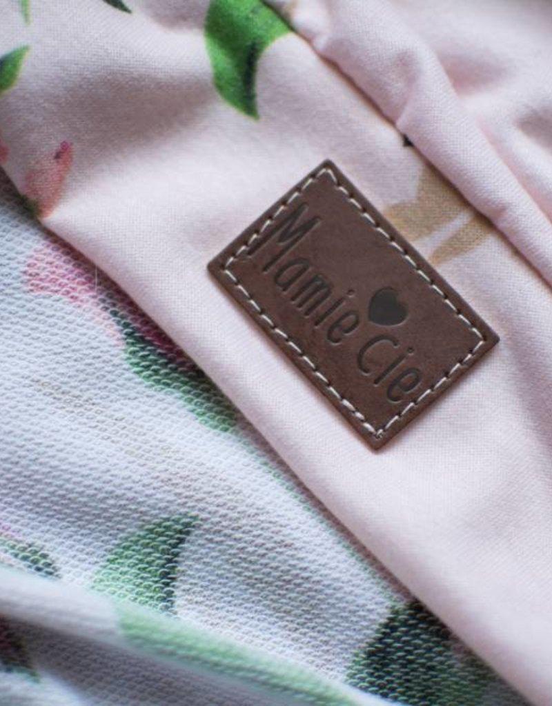 Pink Flower Sweater