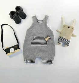 Mamie & Cie Jumper- Gray