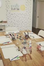 Veille sur toi Atelier créatif - Samedi 13 avril 13h à 15h30