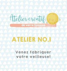 Veille sur toi Atelier créatif - Samedi 18 mai 13h à 15h30