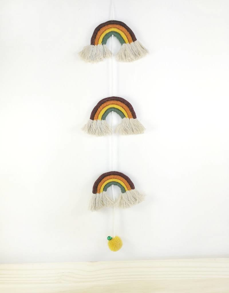 Wall decoration - Rainbow