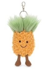 Jelly Cat Pineapple bag charm