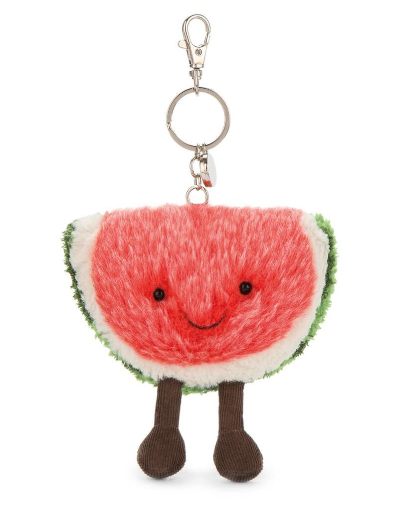 Jelly Cat watermelon bag charm
