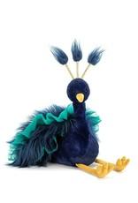 Jelly Cat Peacock Plush