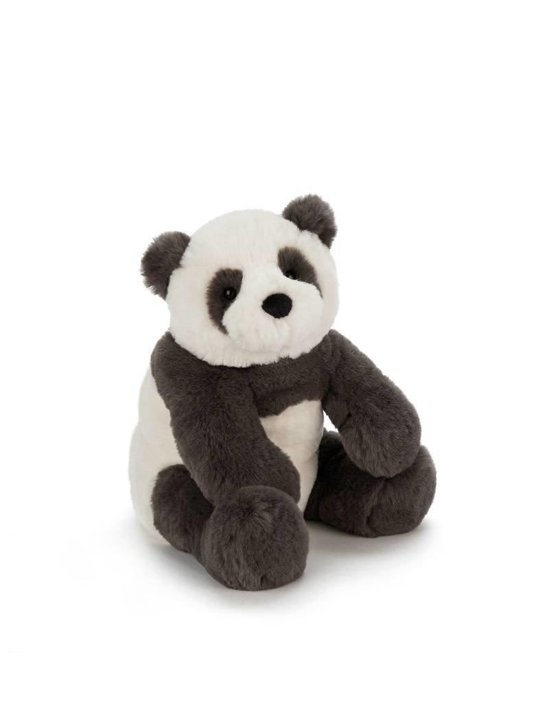 Jelly Cat Peluche panda - Douceur soyeuse