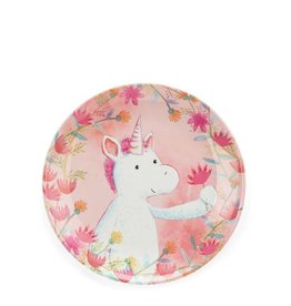 Jelly Cat Unicorn PLate