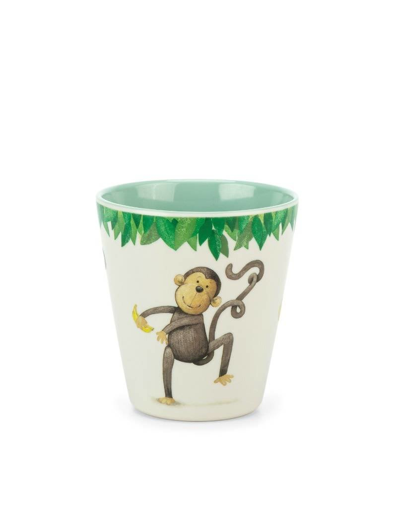 Jelly Cat Monkey cup