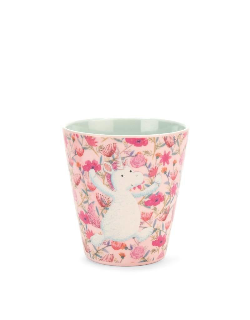 Jelly Cat unicorn cup