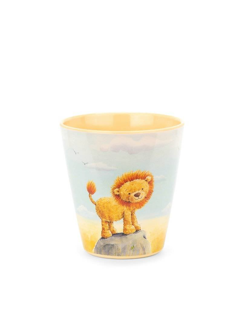 Jelly Cat Lion cup
