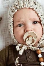 Bibs Suce pour bébé - Rose antique